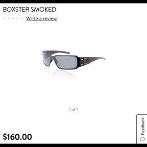 """Gatorz """"Boxter"""" Black Smoke"""